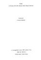Alkotások és pályaképvázlatok