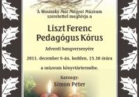 Adventi_hangverseny_2011_-_plakat