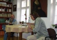 Berka Attila: Hosszúkávé külön hideg tejjel könyvbemutató (2011. szeptember 15.)