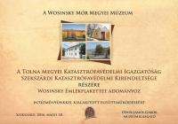 Wosinsky Emléklpakett 2016