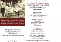 Hideg nyalat és spanyol tekercs. Fagylalttörténeti kiállítás