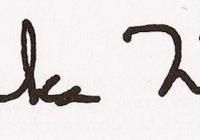 Baka aláírás