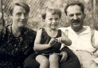TÖRÖK SOPHIE, BABITS ILDIKÓ ÉS BABITS MIHÁLY