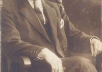 Mészöly Miklós édesapja, Molnár Sándor 1916-ban