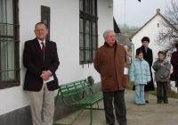 Dr. Gaál Attila és Pomogáts Béla (2003.11.26.)