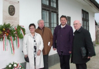 Németh Judit, Pomogáts Béla, Csokonai-Illés Sándor, Sipos Lajos (2003.11.26.)