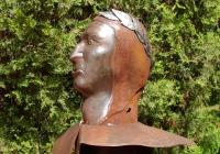 Bakó László Dante portréja (2004.05.01.)