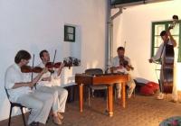 Zenél a Csurgó Zenekar (2006.06.24.)