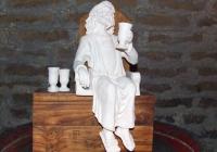 Fehér Bacchus – Vilimi József felvétele (2006.06.24.)