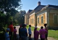 Alsóhidvég-Jeszenszky-kastély