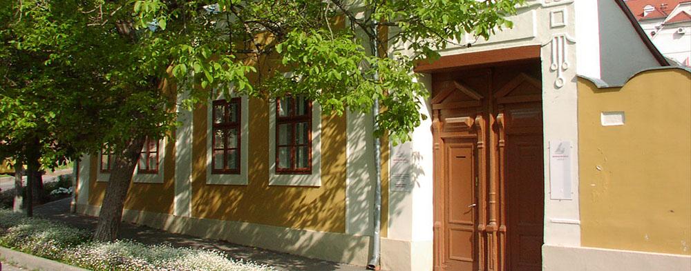 Irodalom Háza - Mészöly Miklós Emlékház