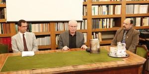 Dr. Glósz József könyvbemutatója 2014.11.20.